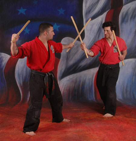 Private Lessons at The Martial Arts Institute